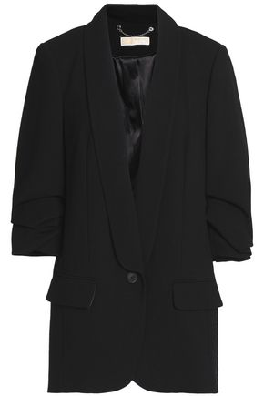 MICHAEL MICHAEL KORS Crepe blazer