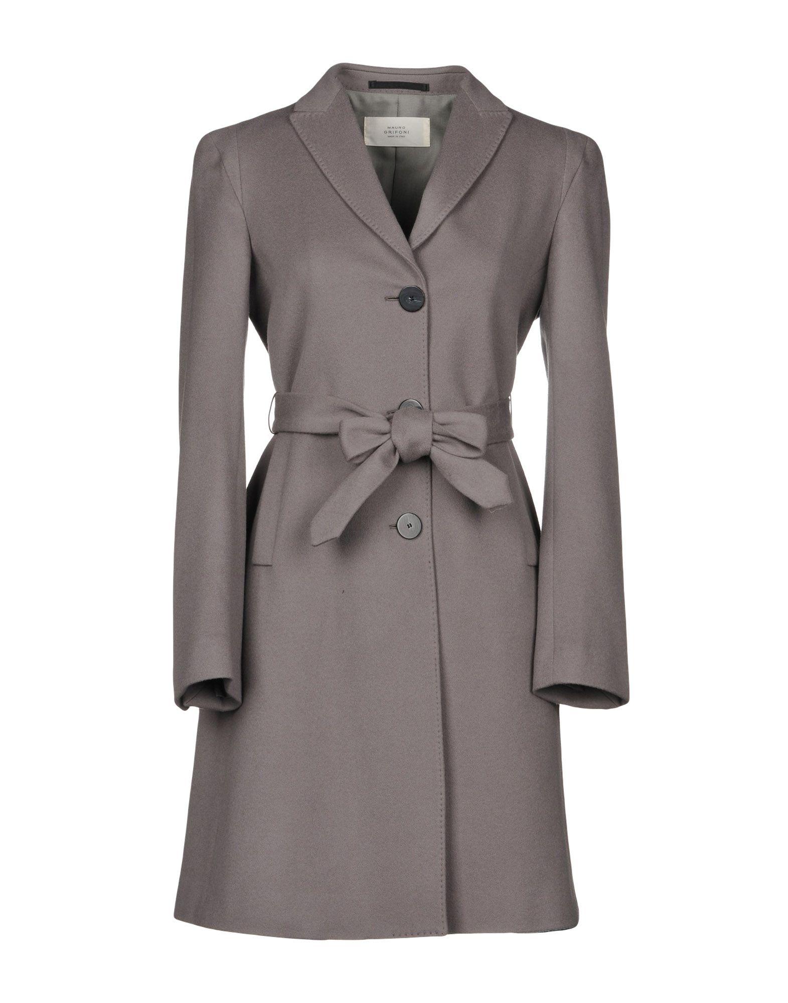 где купить MAURO GRIFONI Пальто по лучшей цене