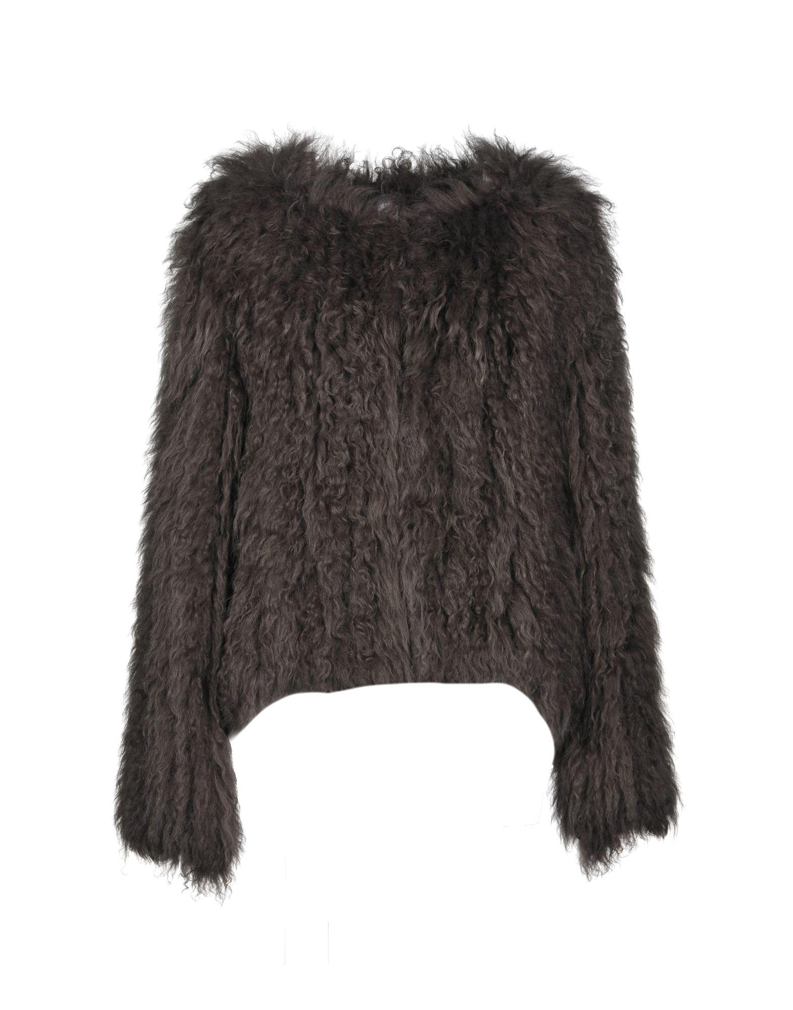 HIGH Jacket in Dark Brown