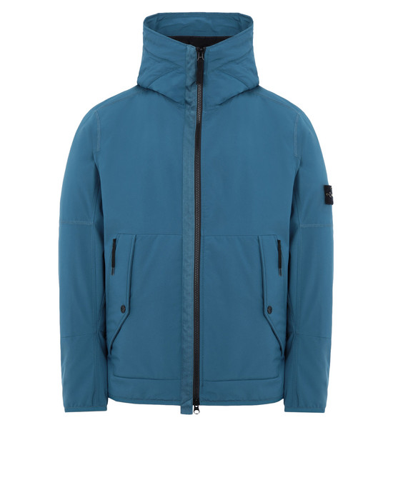 캐주얼 재킷 41027 SOFT SHELL-R WITH PRIMALOFT® INSULATION TECHNOLOGY STONE ISLAND - 0