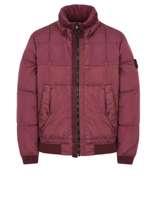 STONE ISLAND Down jacket 40423 GARMENT-DYED MICRO YARN DOWN