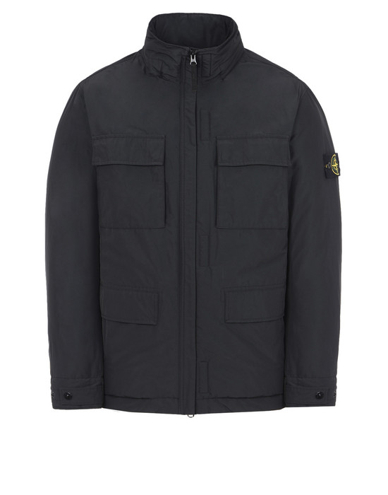 STONE ISLAND Полевая куртка 41826 MICRO REPS WITH PRIMALOFT® INSULATION TECHNOLOGY
