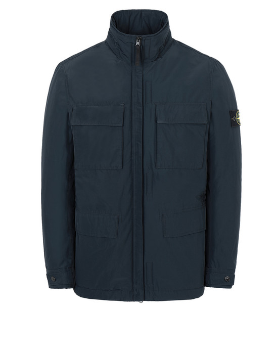 STONE ISLAND Field jacket 41826 MICRO REPS WITH PRIMALOFT® INSULATION TECHNOLOGY