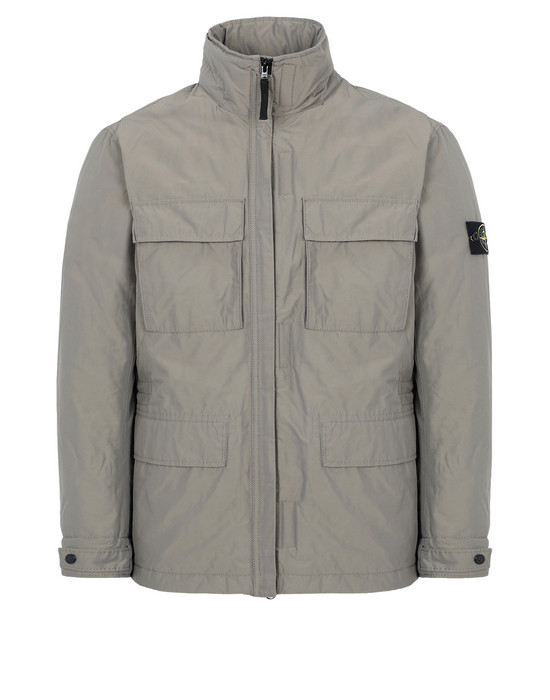 Field jacket   41826 MICRO REPS WITH PRIMALOFT® INSULATION TECHNOLOGY  STONE ISLAND - 0