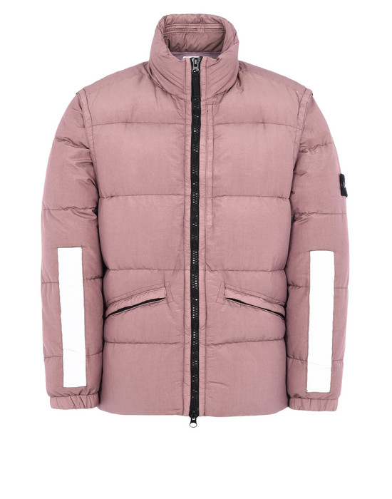 Down jacket 43750 COTTON METAL WATRO  STONE ISLAND - 0