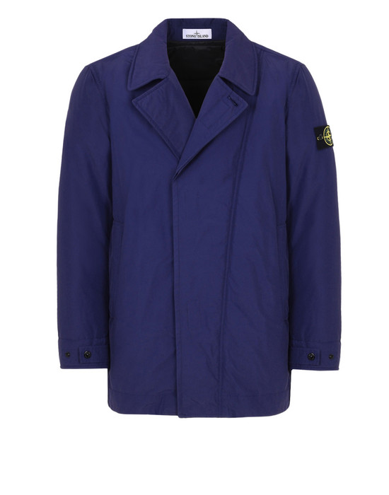 LONG JACKET 41526 MICRO REPS WITH PRIMALOFT® INSULATION TECHNOLOGY STONE ISLAND - 0