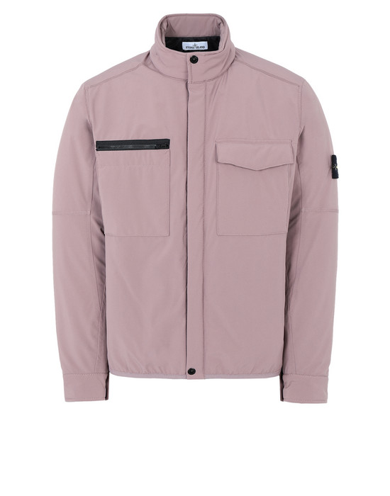 STONE ISLAND Giubbotto 41127 SOFT SHELL-R WITH PRIMALOFT® INSULATION TECHNOLOGY