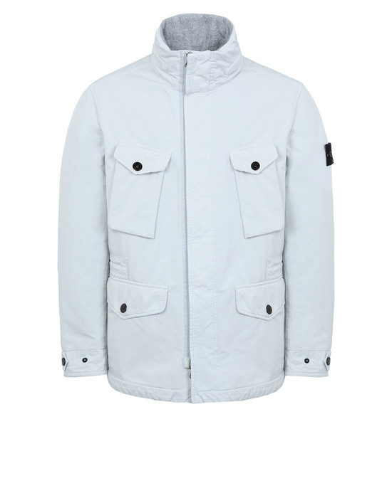 フィールドジャケット 42649 DAVID-TC WITH PRIMALOFT® INSULATION TECHNOLOGY STONE ISLAND - 0