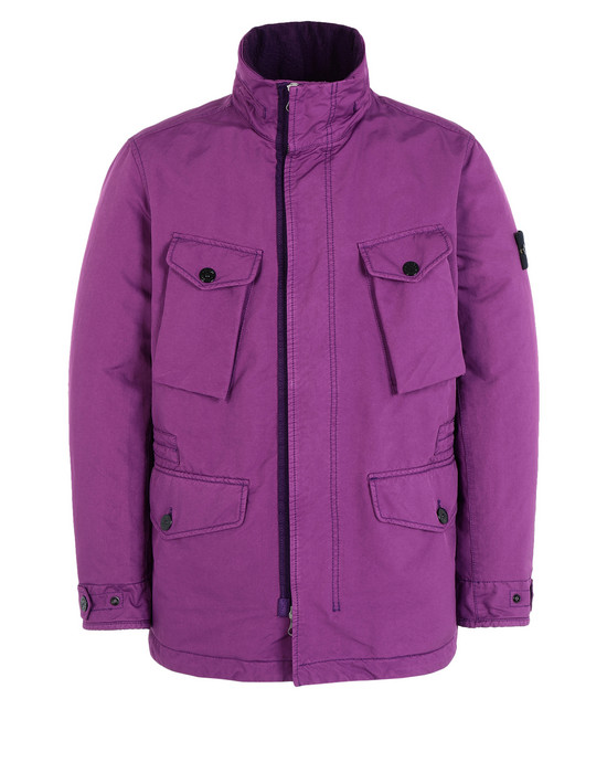 Field Jacket 42649 DAVID-TC WITH PRIMALOFT® INSULATION TECHNOLOGY STONE ISLAND - 0