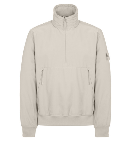 LIGHTWEIGHT JACKET Q11F2 GHOST PIECE_NYLON COTTON 3L  STONE ISLAND - 0