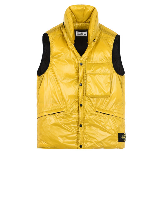 STONE ISLAND Vest G0321 PERTEX QUANTUM Y WITH PRIMALOFT® INSULATION TECHNOLOGY