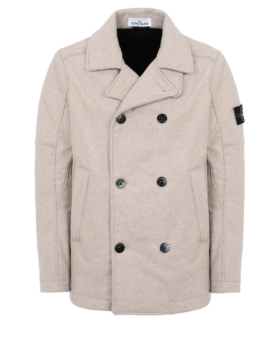 STONE ISLAND Peacoat 42432 PANNO-R 4L STRETCH