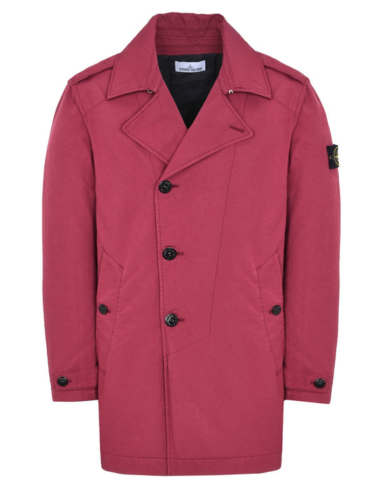 STONE ISLAND Trench 风衣 45249 DAVID-TC WITH PRIMALOFT® INSULATION TECHNOLOGY