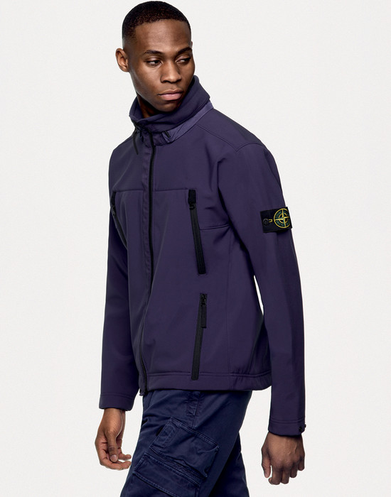 41804874wc - COATS & JACKETS STONE ISLAND