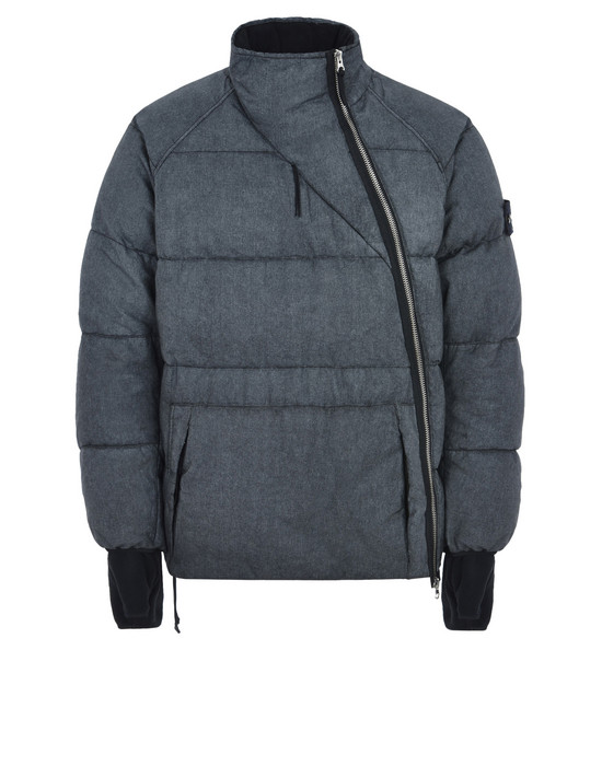 Down jacket 42133 LINO RESINATO DOWN-TC STONE ISLAND - 0