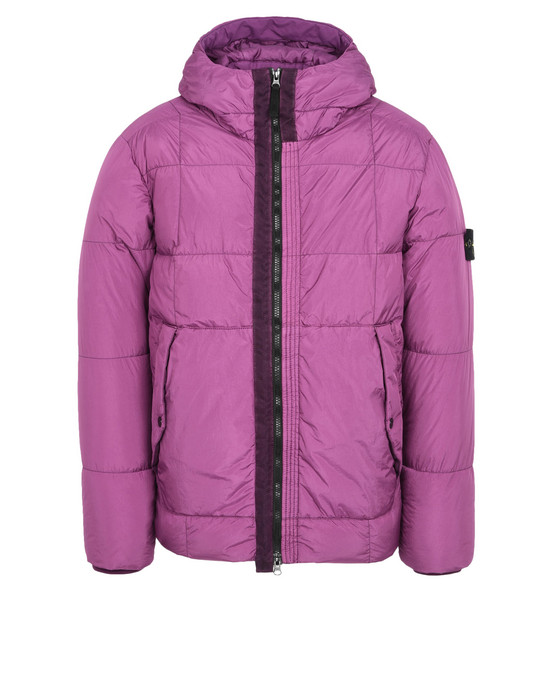 STONE ISLAND Down jacket 41223 GARMENT-DYED CRINKLE REPS NY DOWN