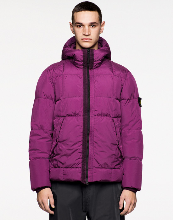 41804883ic - COATS & JACKETS STONE ISLAND