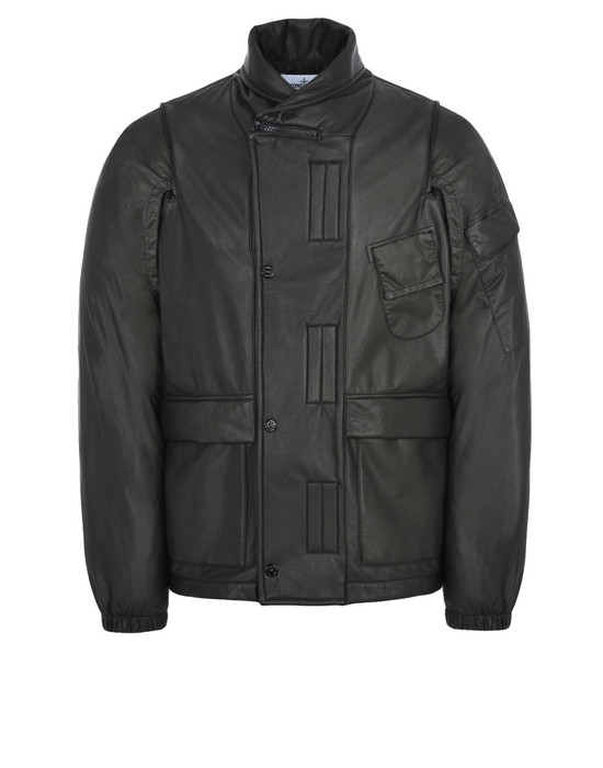 STONE ISLAND Giubbotto 438Y2 PERMANENT WATER REPELLER GORE-TEX® INFINIUM SOFT LINEN SHELL