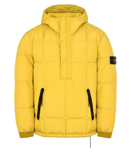 STONE ISLAND ANORAK 41323 GARMENT-DYED CRINKLE REPS NY DOWN
