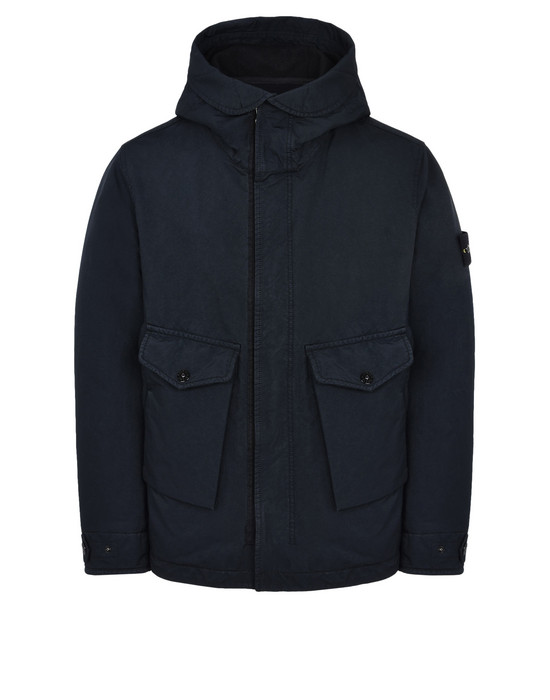 Mid-length jacket 43249 DAVID-TC WITH PRIMALOFT® INSULATION TECHNOLOGY STONE ISLAND - 0
