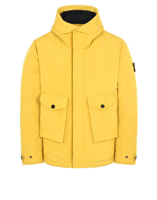 STONE ISLAND Куртка средней длины 43249 DAVID-TC WITH PRIMALOFT® INSULATION TECHNOLOGY