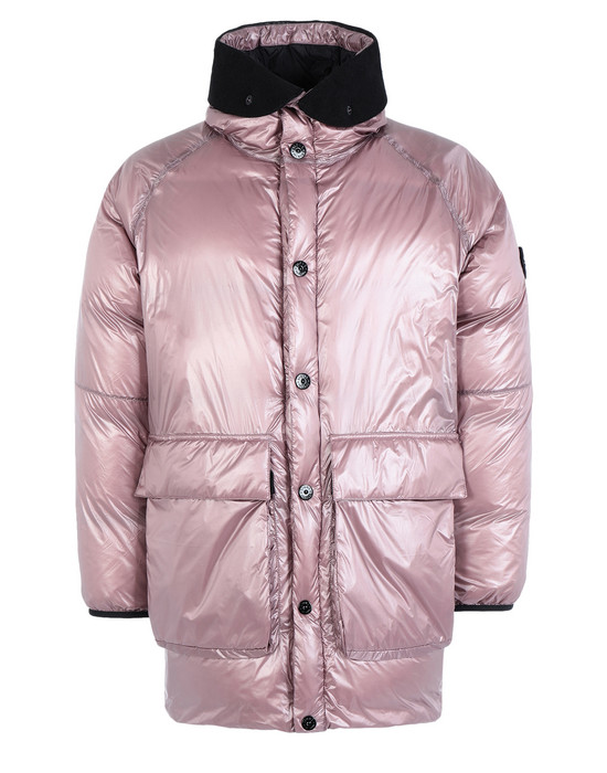 LONG JACKET 70821 PERTEX QUANTUM Y DOWN STONE ISLAND - 0
