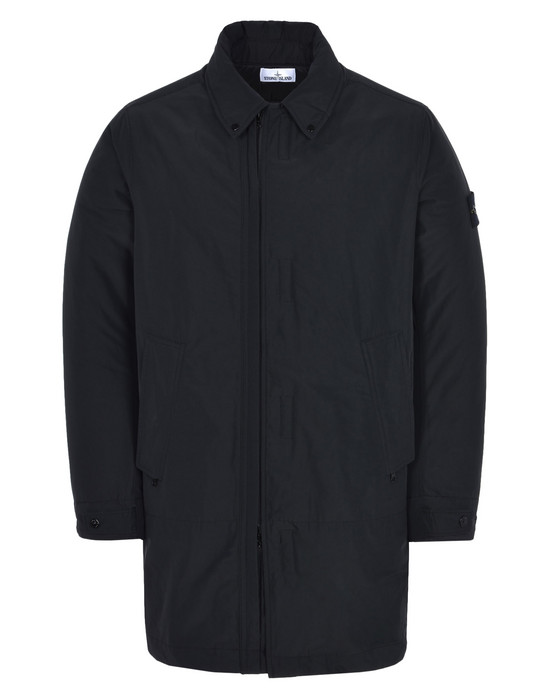 "STONE ISLAND ПАЛЬТО ""ТРИ ЧЕТВЕРТИ"" 70426 MICRO REPS WITH PRIMALOFT® INSULATION TECHNOLOGY"