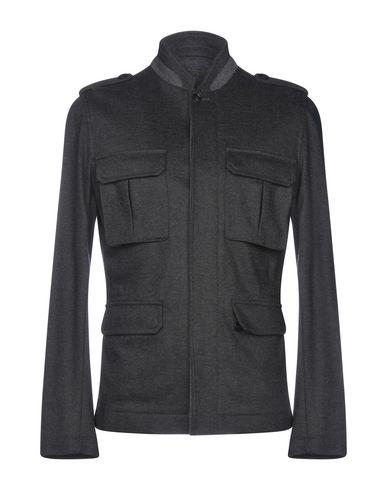 Фото - Мужскую куртку PAOLO PECORA цвет стальной серый