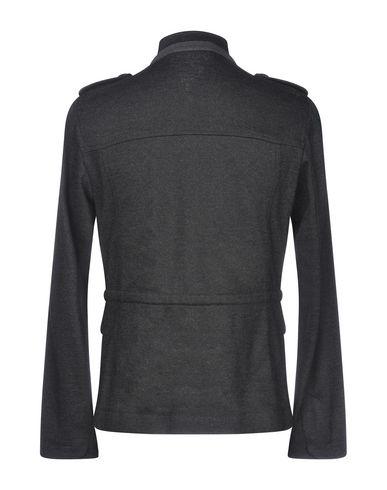 Фото 2 - Мужскую куртку PAOLO PECORA цвет стальной серый