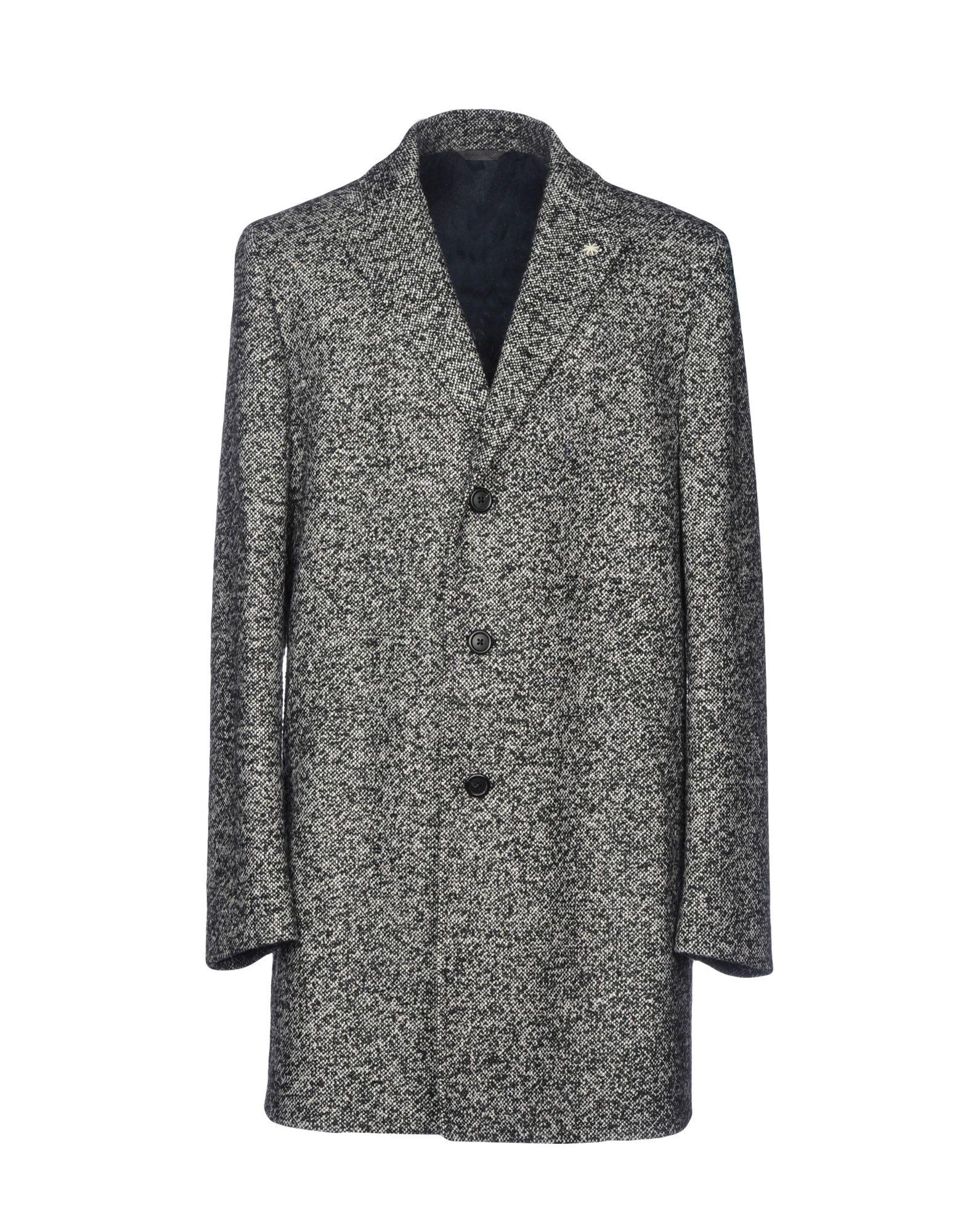 Фото - MANUEL RITZ Пальто брошь blucome bijouteria esmaltes 7106100495