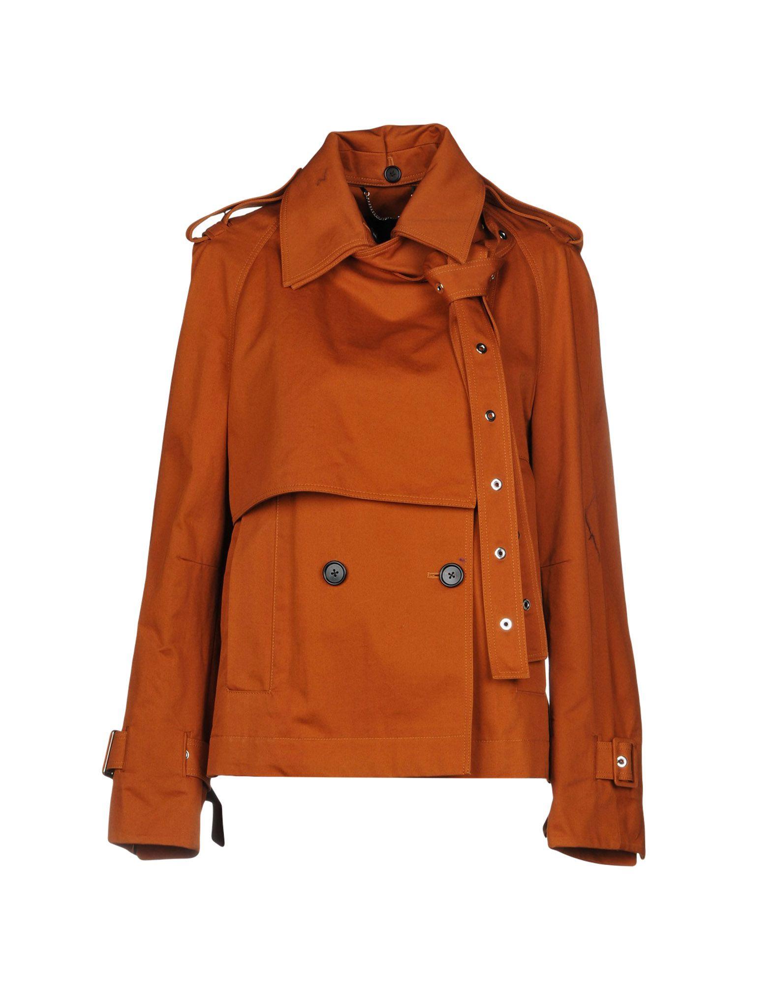 PROENZA SCHOULER Куртка proenza schouler джинсовая верхняя одежда