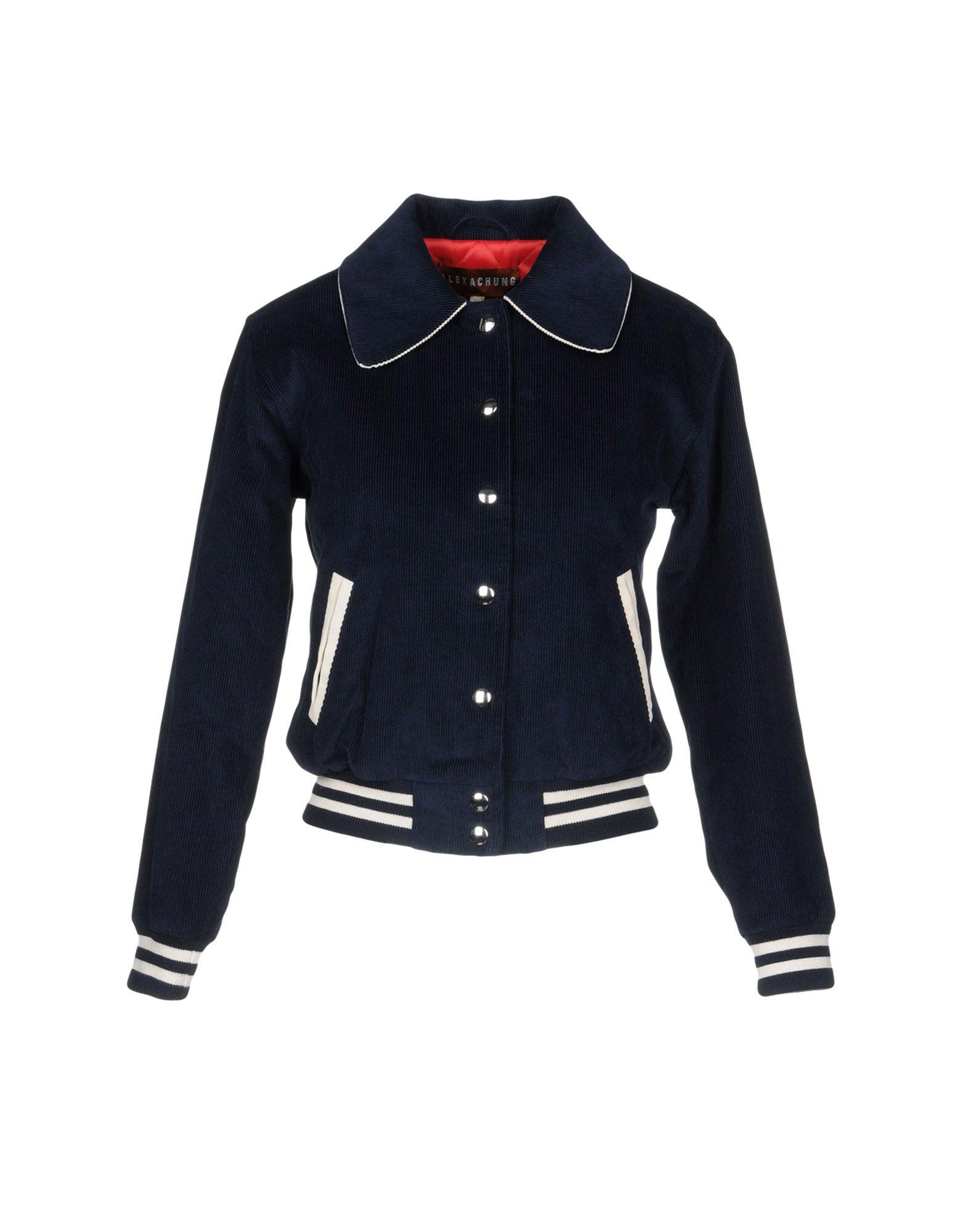 ALEXACHUNG Куртка бомбер printio мода 2017