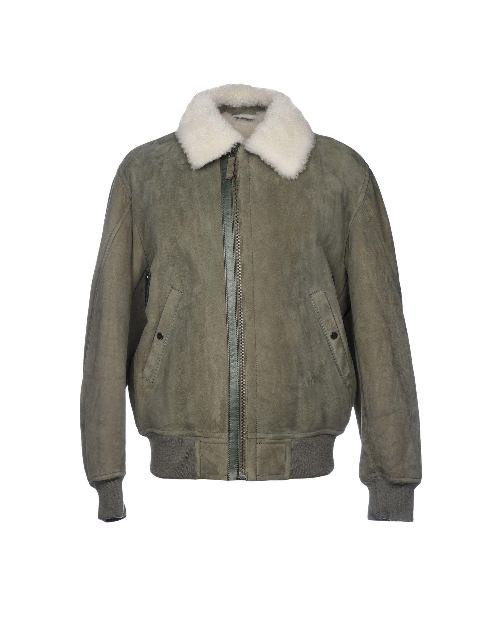 YVES SALOMON HOMME Куртка yves salomon 419901