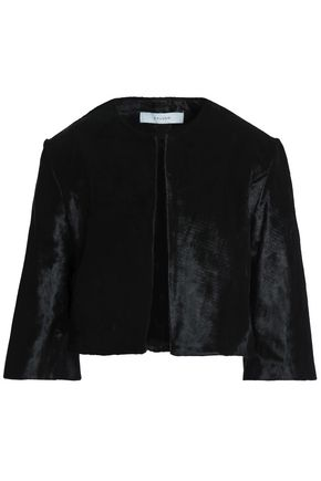GALVAN  London Calf hair jacket