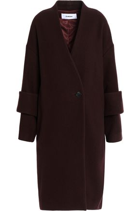 CHALAYAN Double-breasted wool-blend coat
