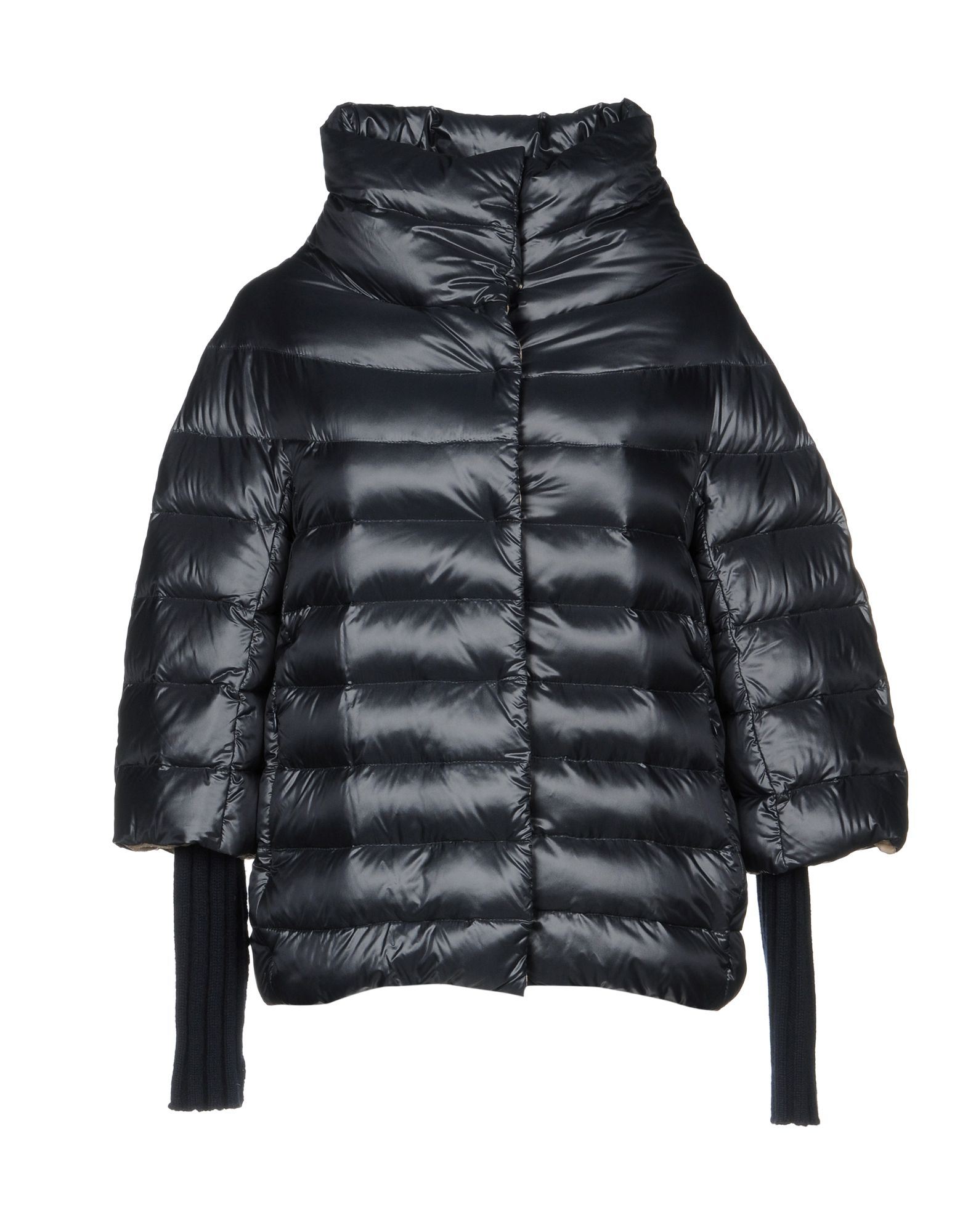 COLOMBO Down Jacket in Black