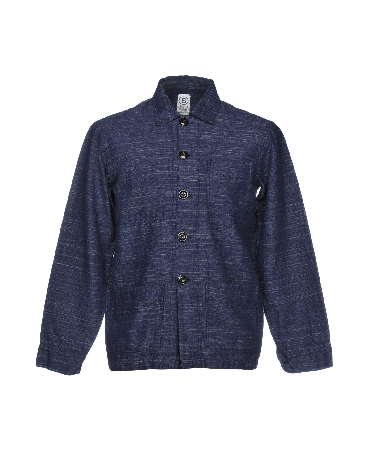 SOHO Jacket in Dark Blue