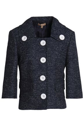 MICHAEL KORS COLLECTION Wool-tweed jacket