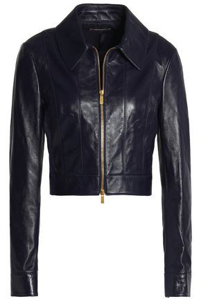 MICHAEL KORS COLLECTION Leather jacket
