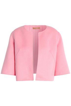 MICHAEL KORS COLLECTION Wool, angora and cashgora-blend jacket