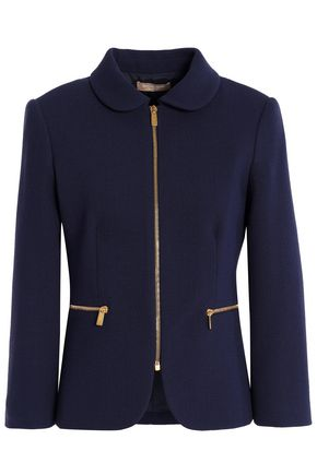 MICHAEL KORS COLLECTION Wool-blend jacket