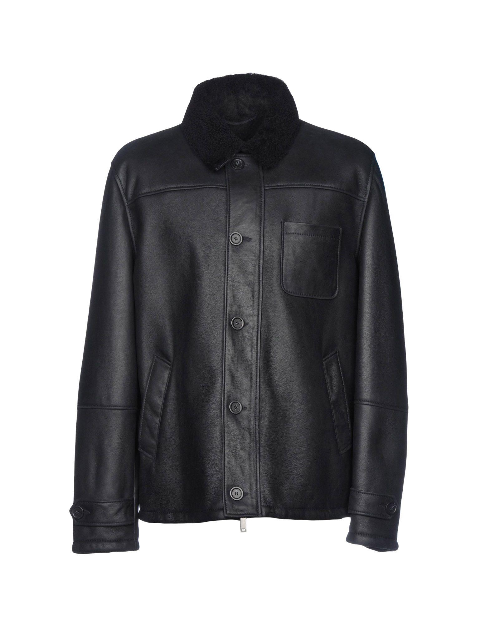 DESA NINETEENSEVENTYTWO Jackets in Black