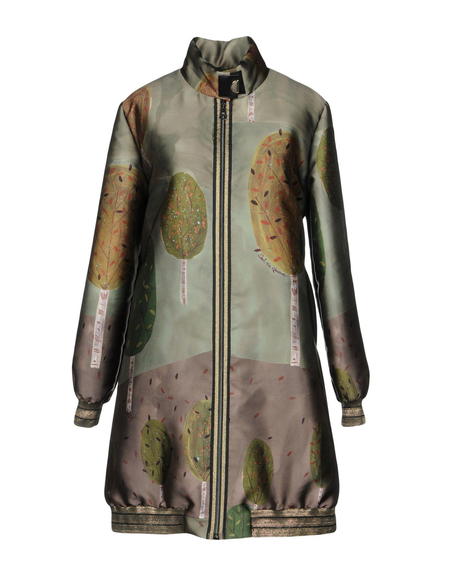 купить SAVE THE QUEEN Куртка по цене 20500 рублей