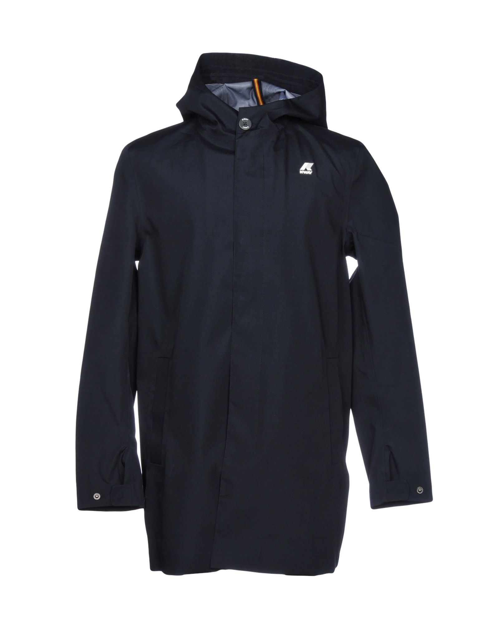 K-WAY Легкое пальто k way легкое пальто