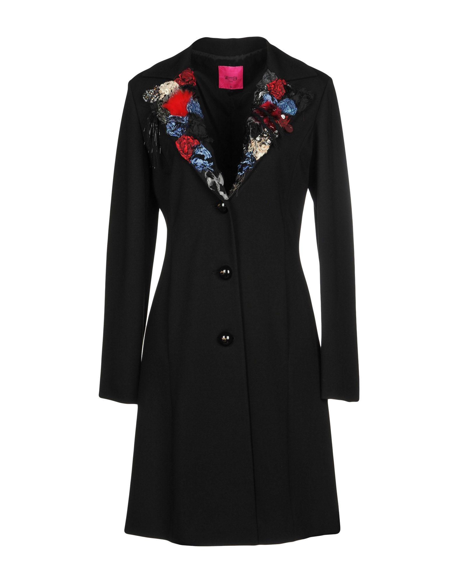купить SAVE THE QUEEN Пальто по цене 16450 рублей