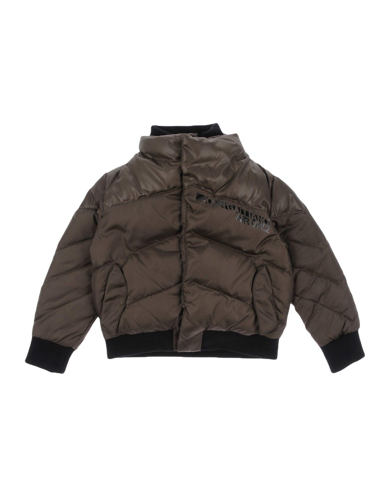 JOHN GALLIANO KIDS Down jackets