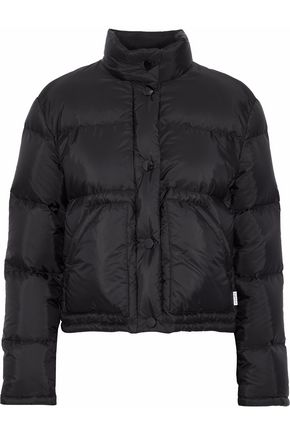 PRADA Quilted shell down coat