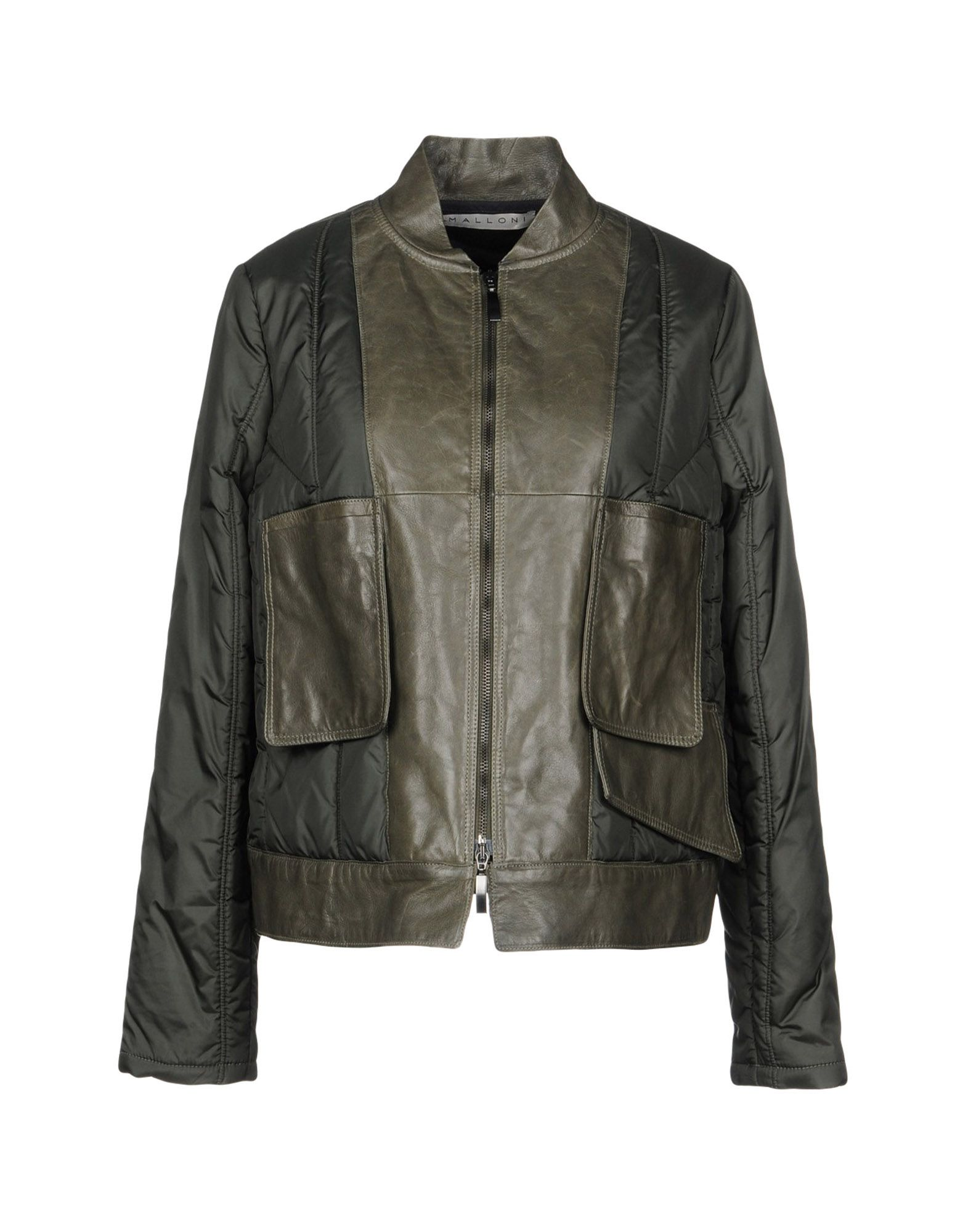 MALLONI Jacket in Dark Green