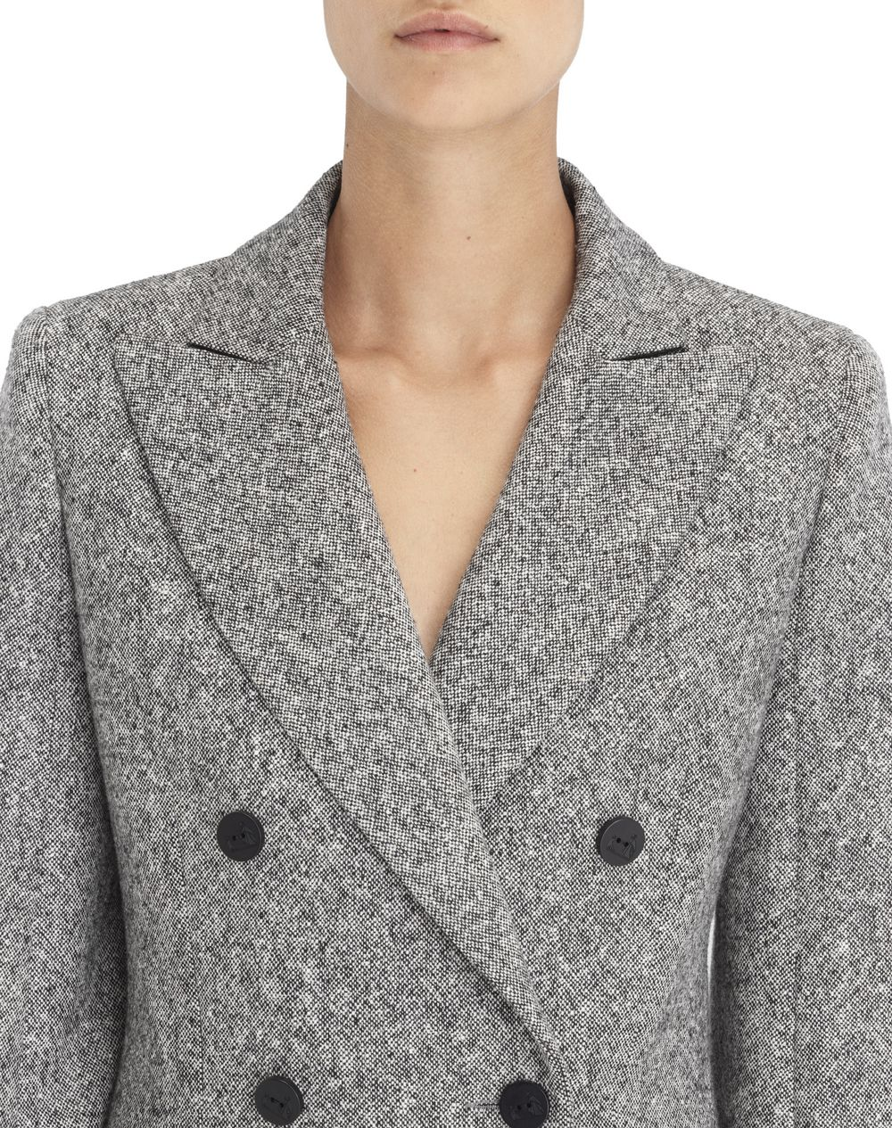 LIGHTWEIGHT TWEED JACKET - Lanvin