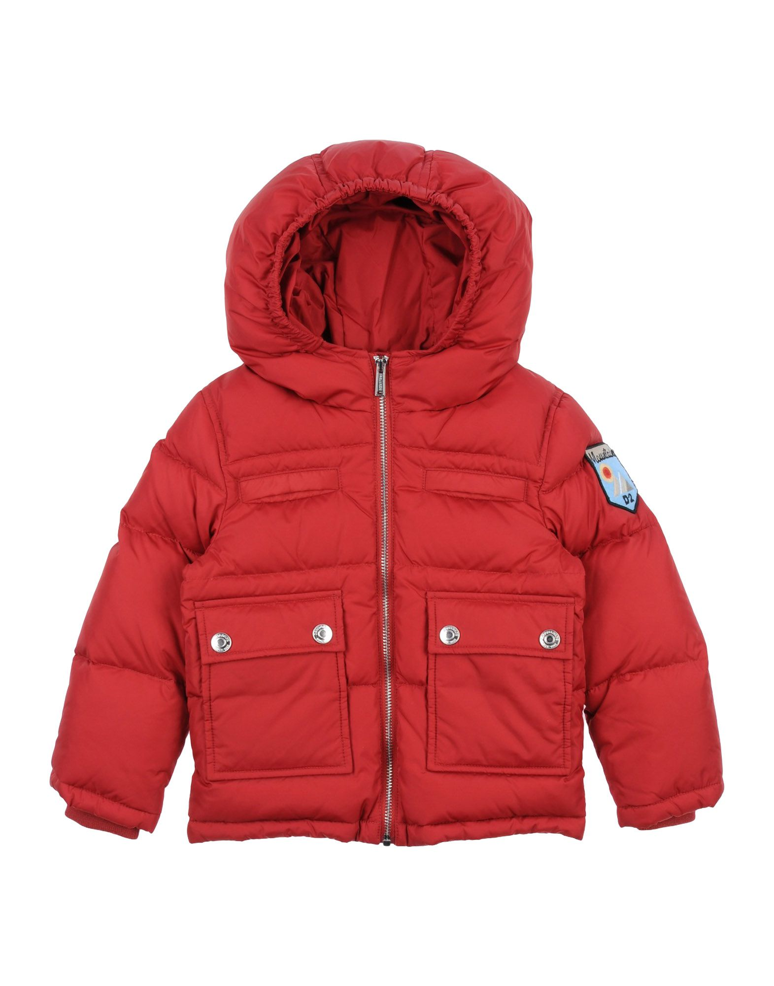 DSQUARED2 Jungen 3-8 jahre Steppjacke1 rot